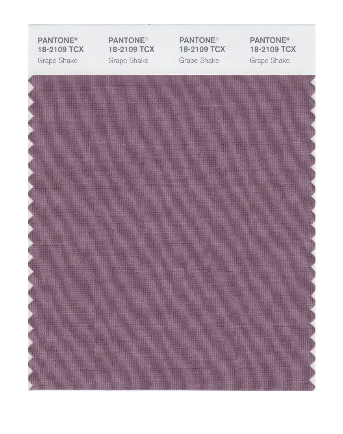 Pantone Smart Swatch 18-2109 Grape Shake
