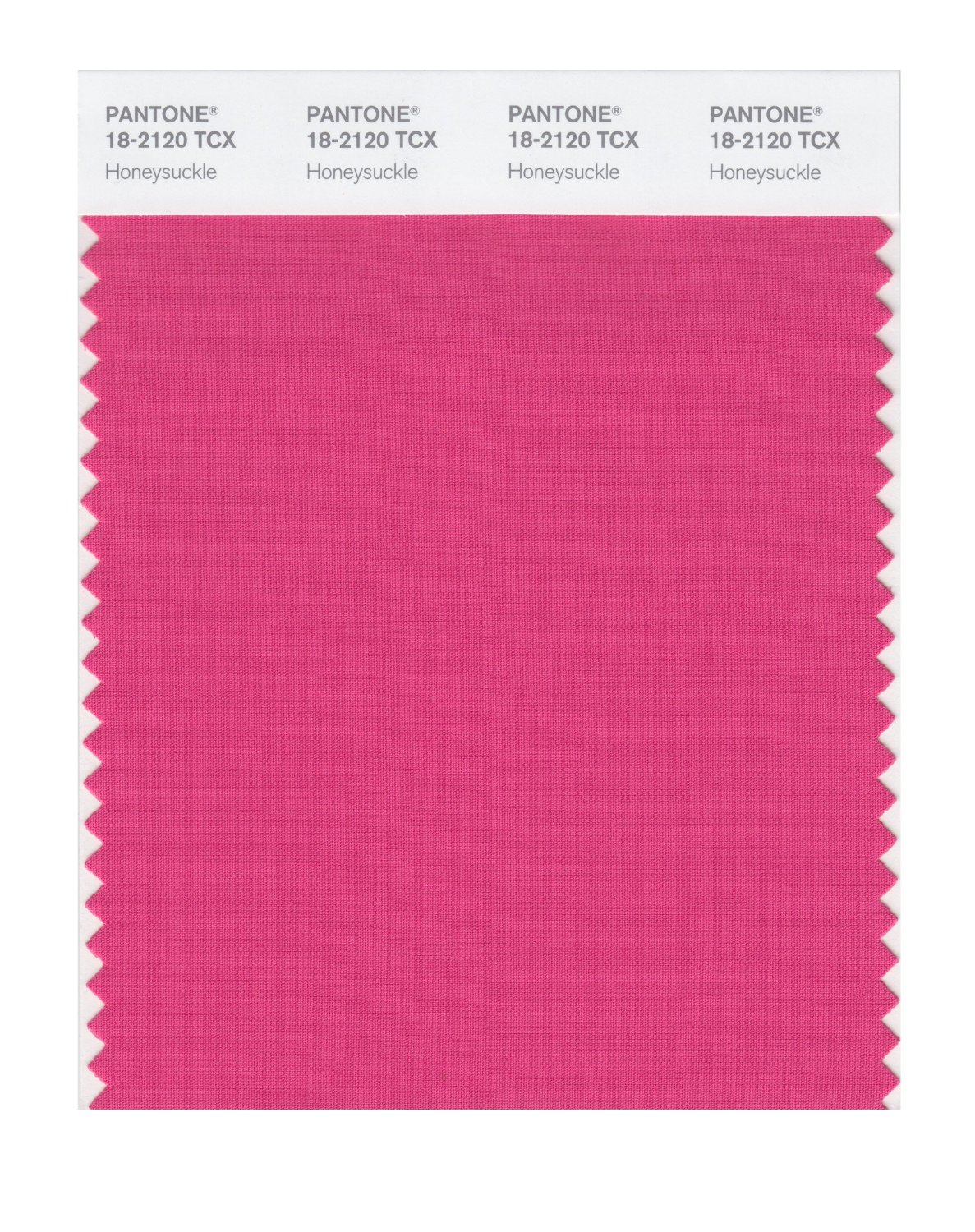 Pantone Smart Swatch 18-2120 Honeysuckle
