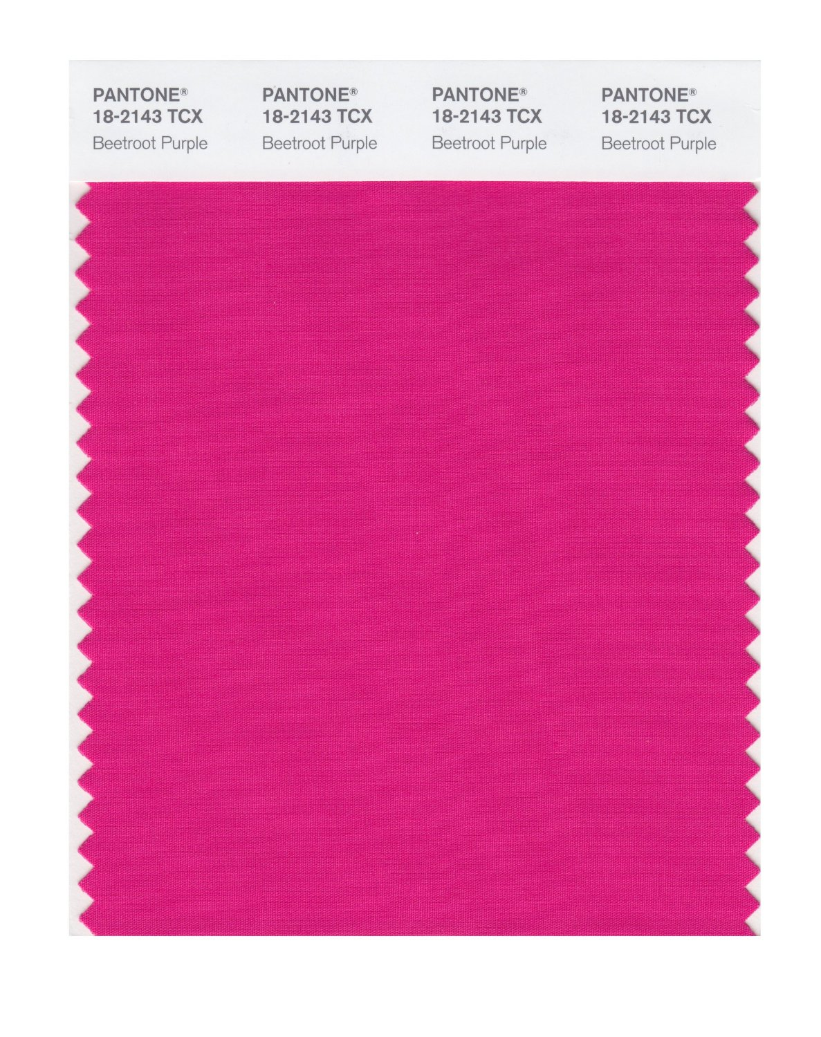 Pantone Smart Swatch 18-2143 Beetroot Purple
