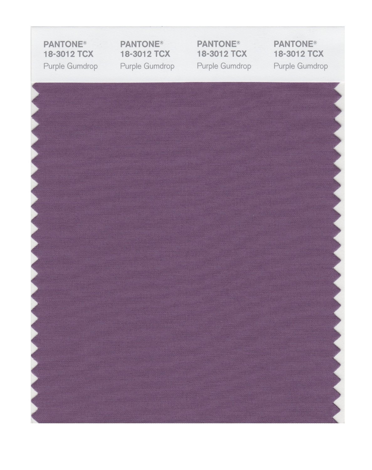 Pantone Smart Swatch 18-3012 Purple Gumdrop