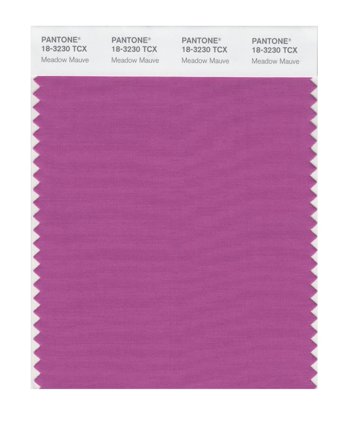 Pantone Smart Swatch 18-3230 Meadow Mauve