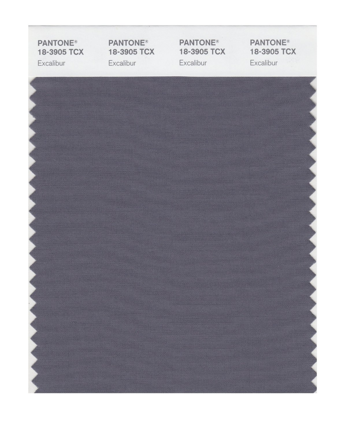 Pantone Smart Swatch 18-3905 Excalibur