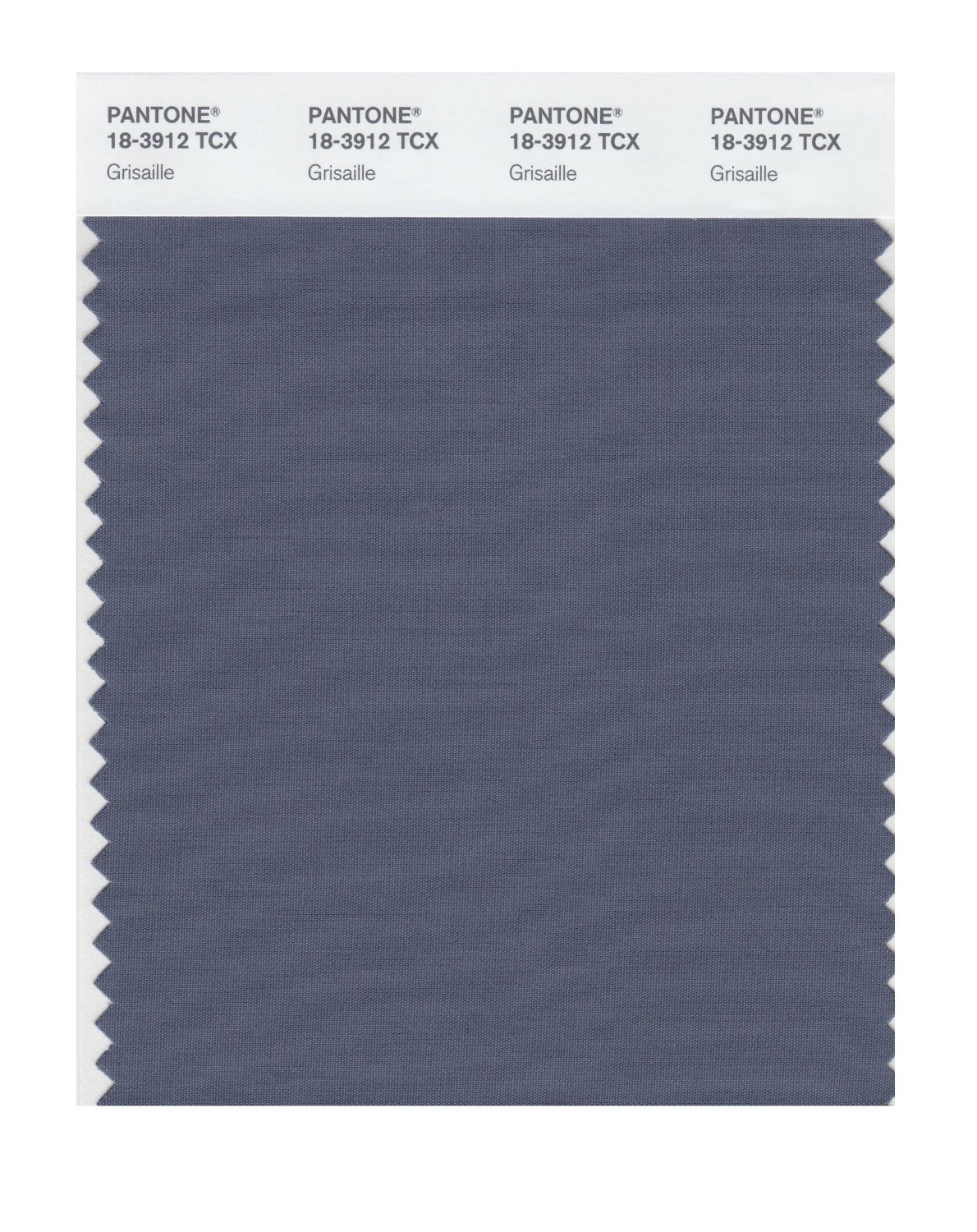 Pantone Smart Swatch 18-3912 Grisaille