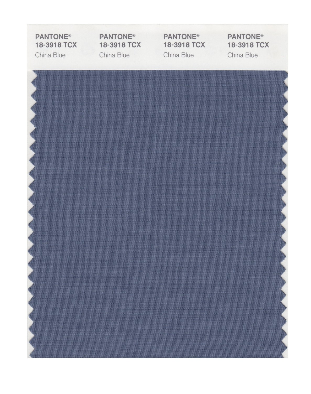 Pantone Smart Swatch 18-3918 China Blue