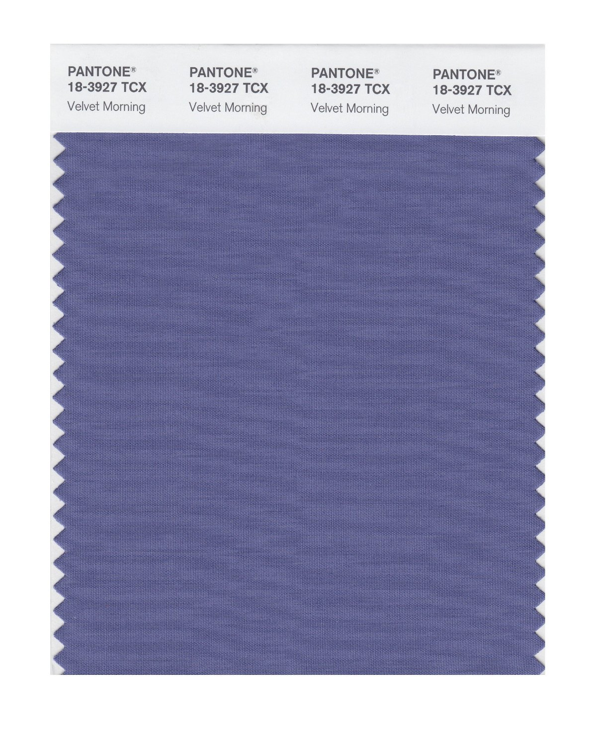 Pantone Smart Swatch 18-3927 Velvet Morning