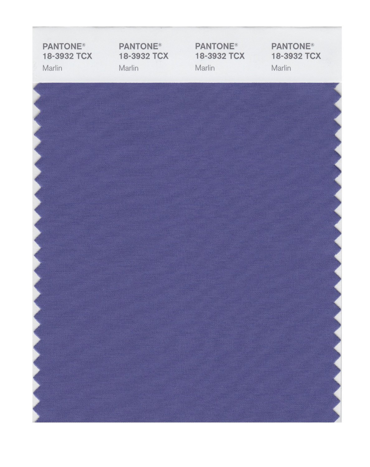 Pantone Smart Swatch 18-3932 Marlin
