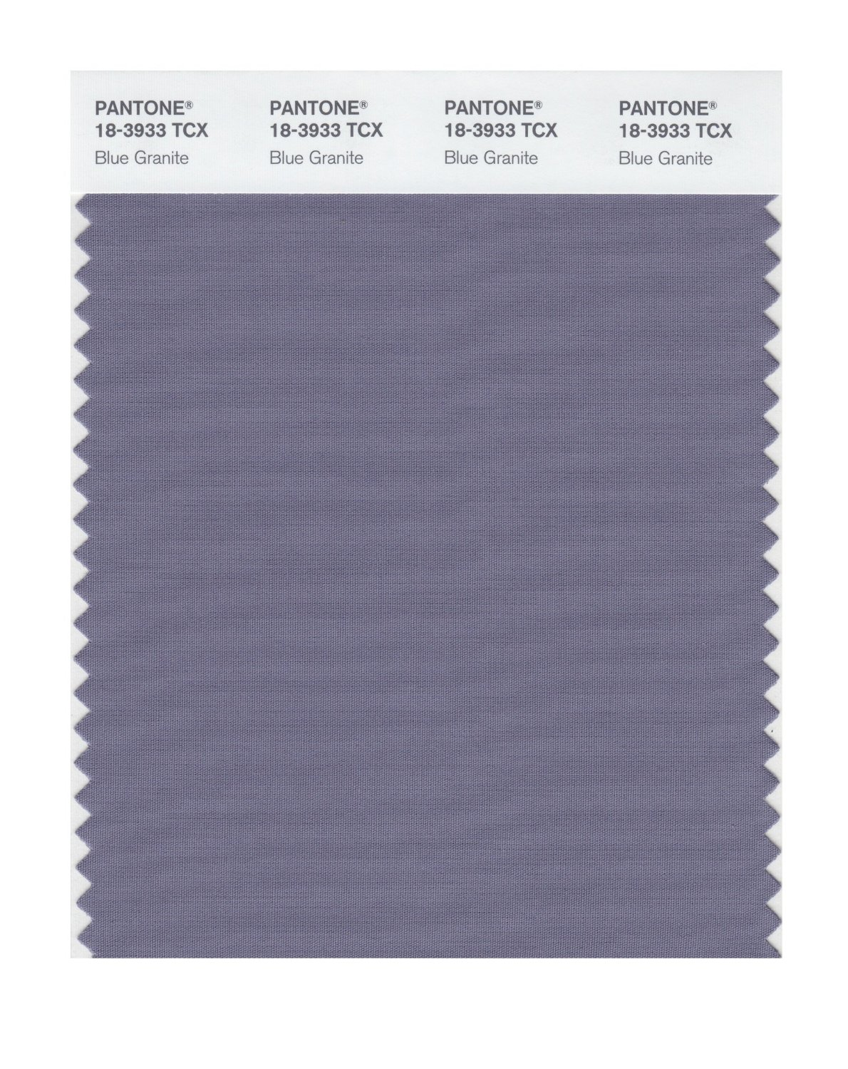 Pantone Smart Swatch 18-3933 Blue Granite