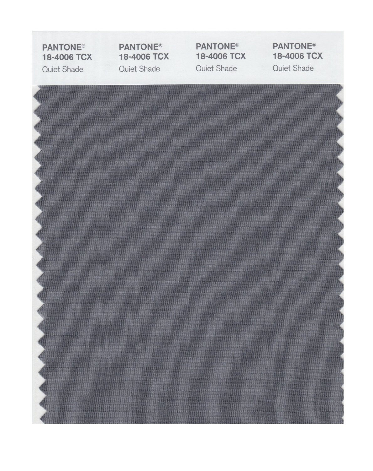 Pantone Smart Swatch 18-4006 Quiet Shade