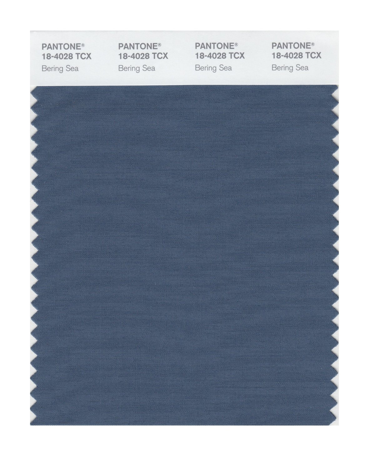 Pantone Smart Swatch 18-4028 Bering Sea