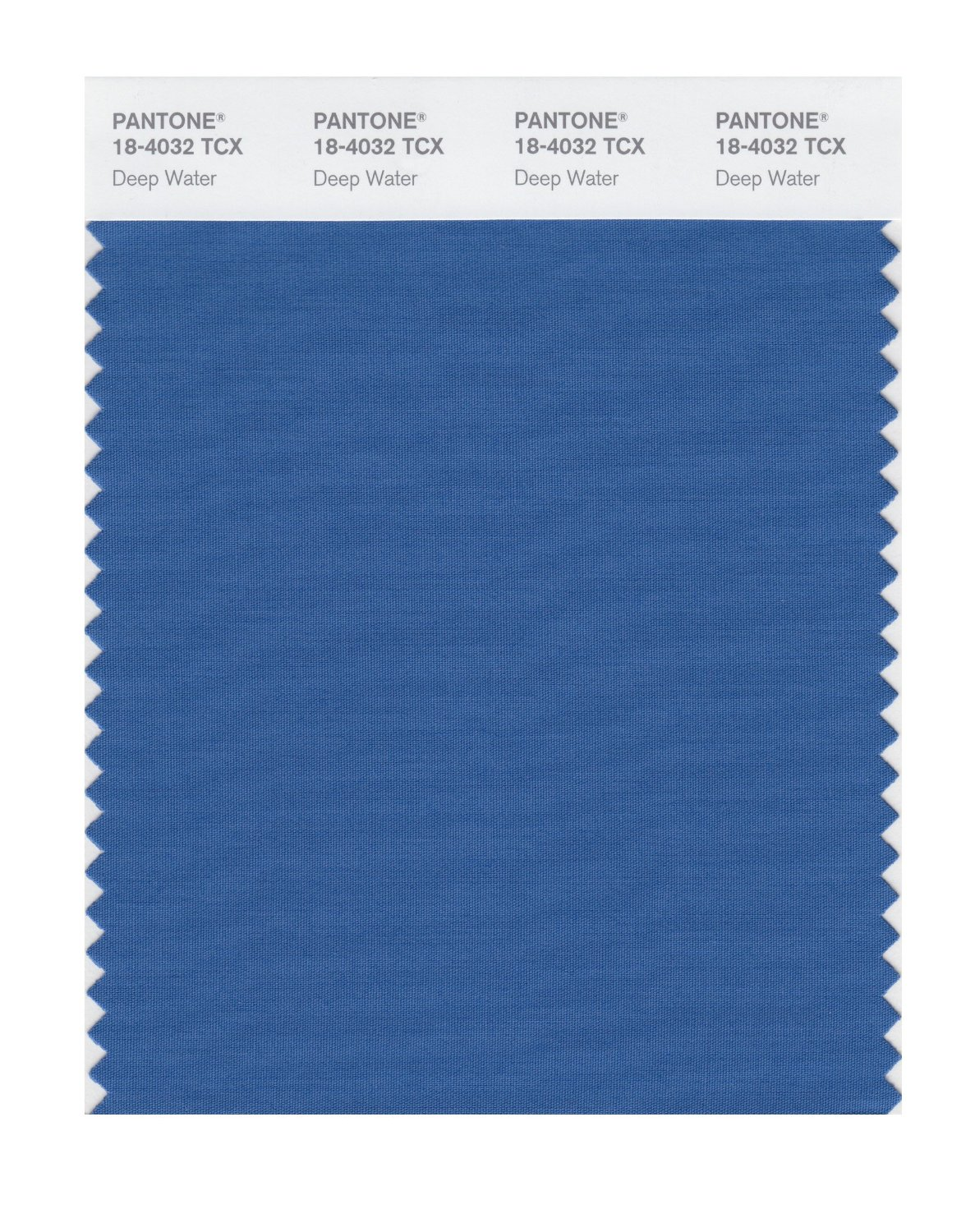Pantone Smart Swatch 18-4032 Deep Water