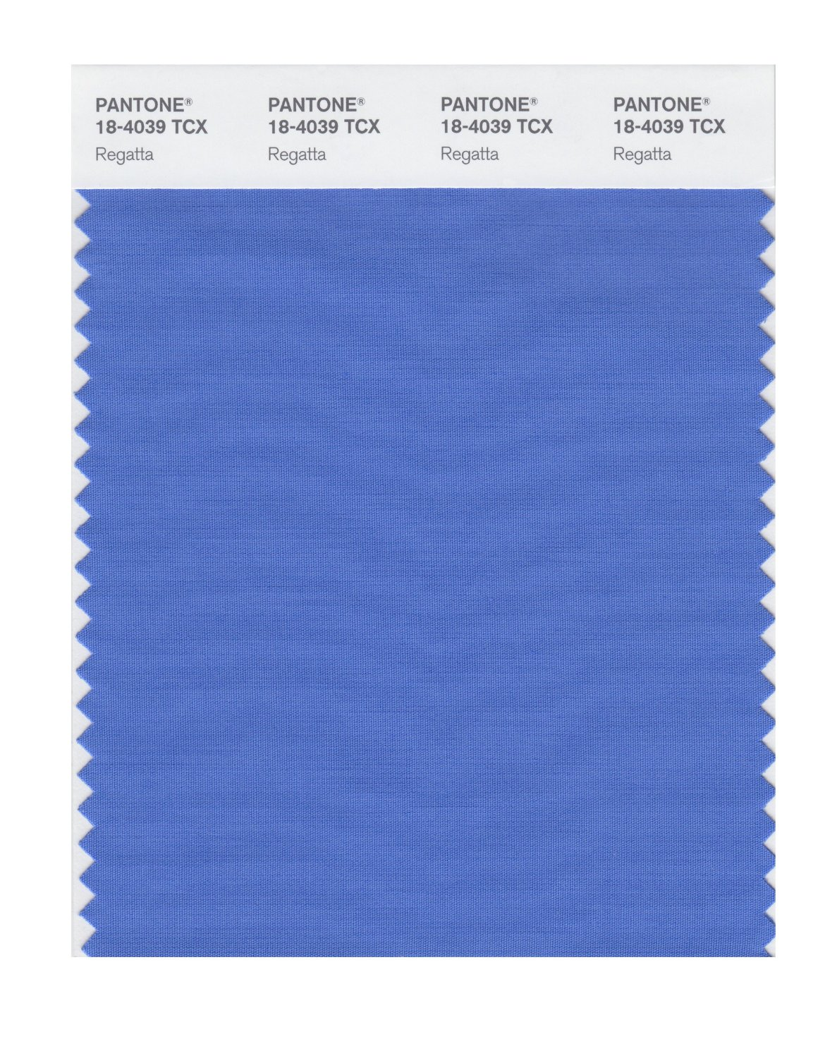 Pantone Smart Swatch 18-4039 Regatta