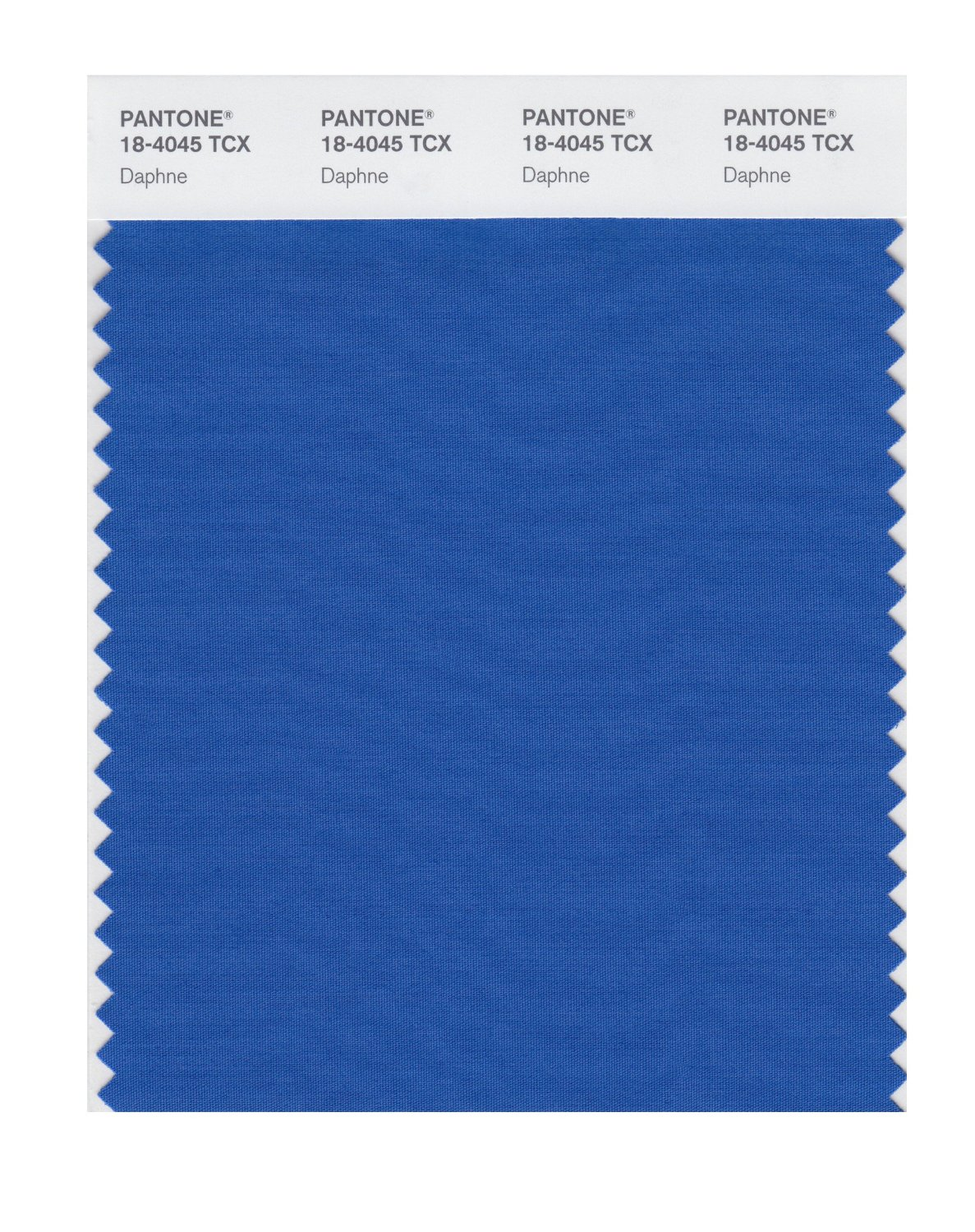 Pantone Smart Swatch 18-4045 Daphne