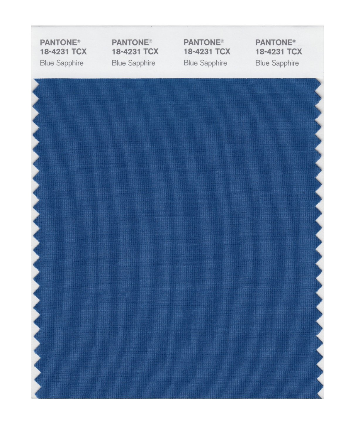 Buy Pantone Smart Swatch 18 4231 Blue Sapphire
