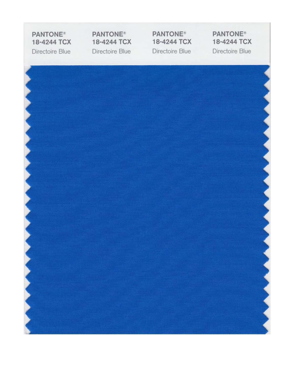 Pantone Smart Swatch 18-4244 Directoire Blue