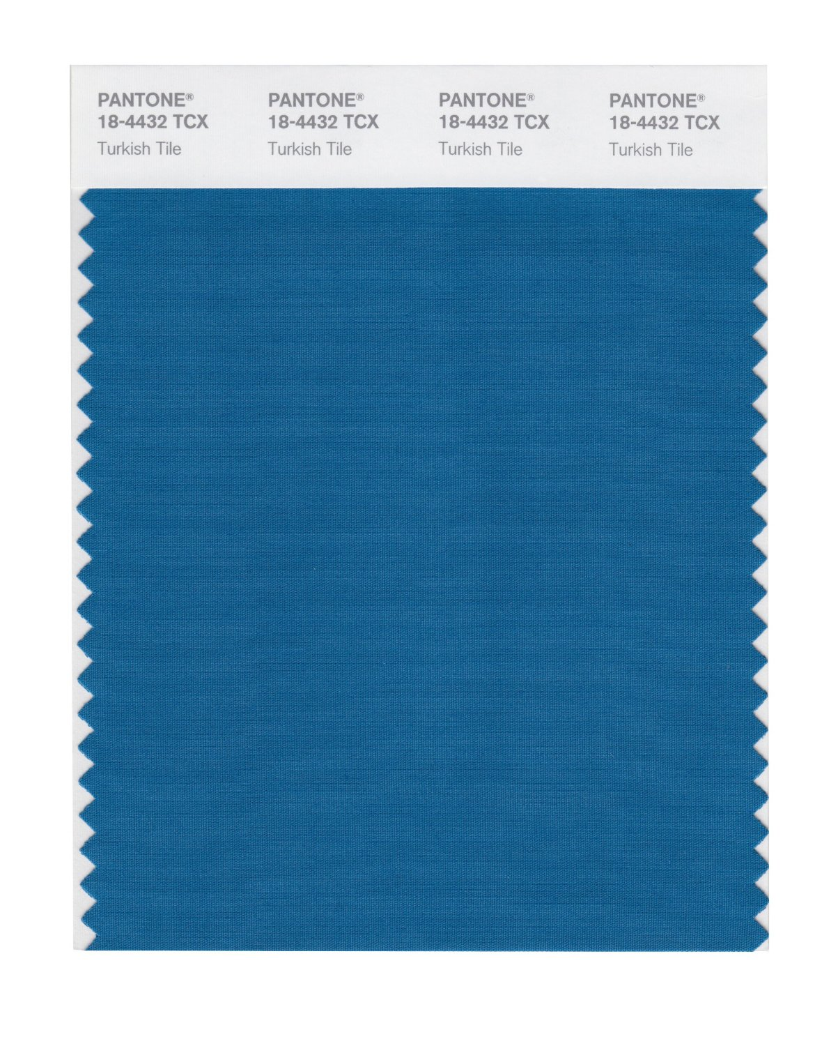Pantone Smart Swatch 18-4432 Turkish Tile