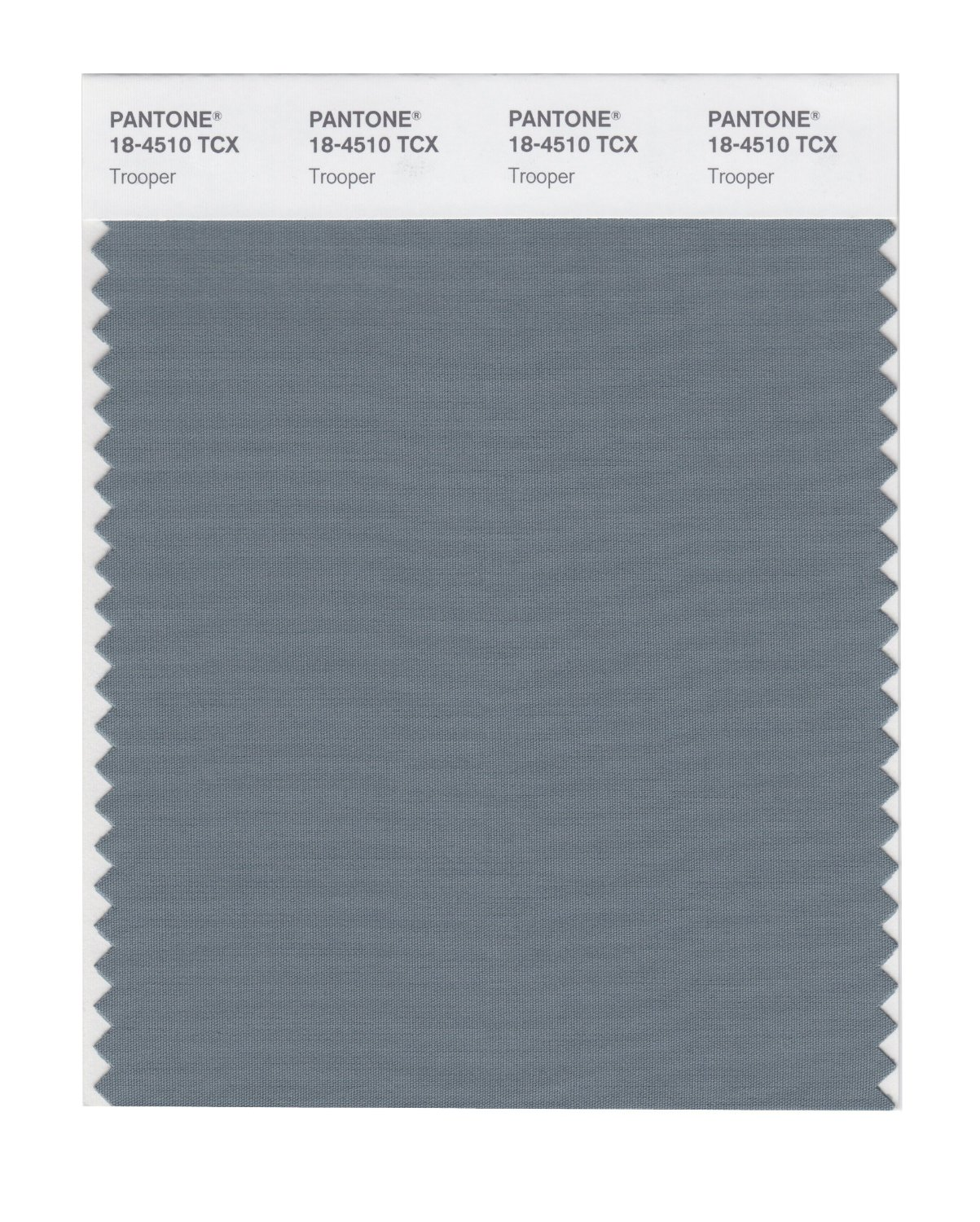 Pantone Smart Swatch 18-4510 Trooper