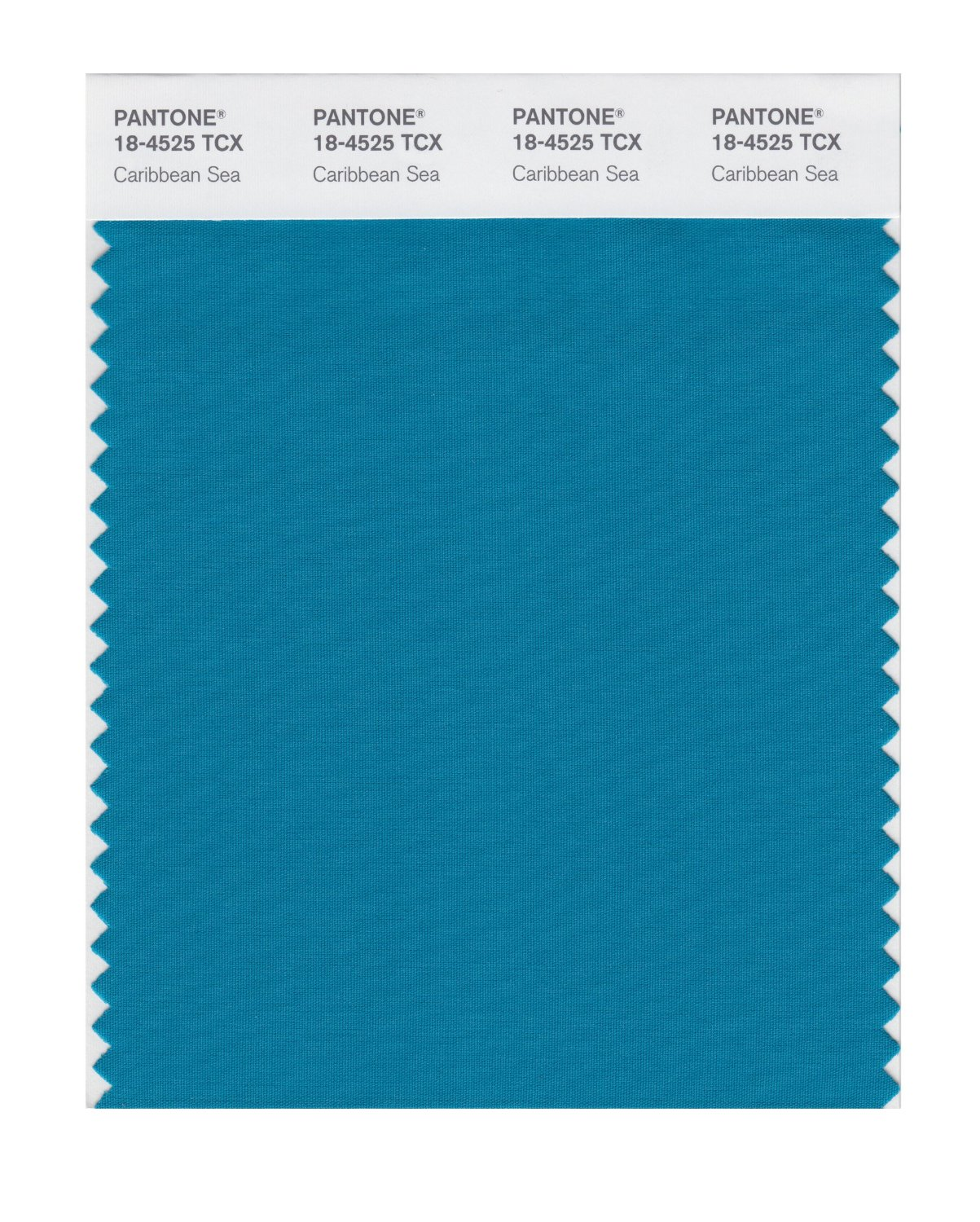 Pantone Smart Swatch 18-4525 Caribbean Sea