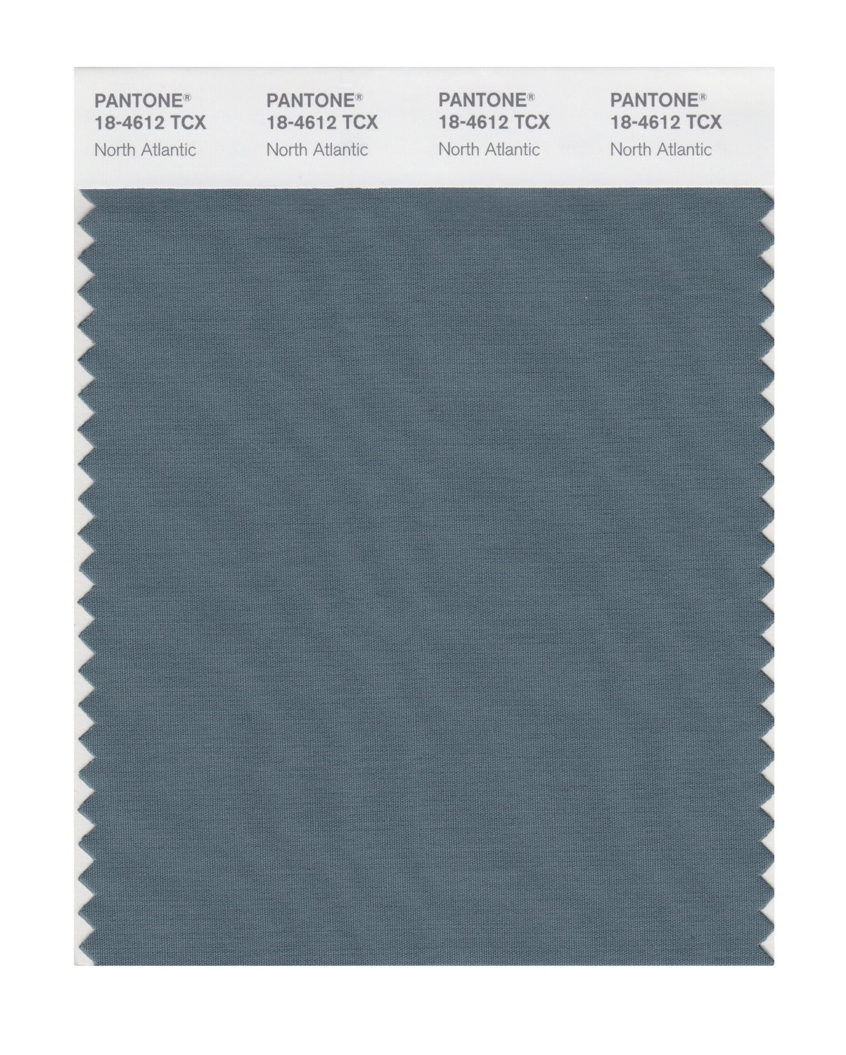 Pantone Smart Swatch 18-4612 North Atlantic