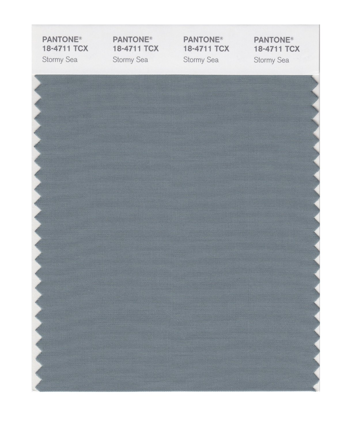 Pantone Smart Swatch 18-4711 Stormy Sea