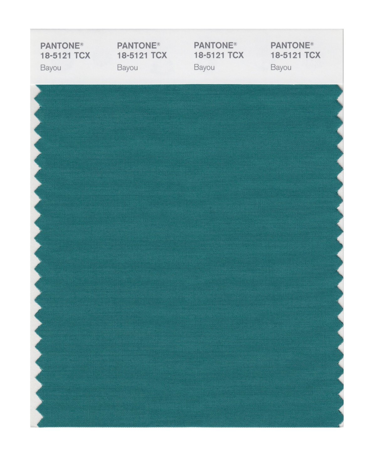 Pantone Smart Swatch 18-5121 Bayou