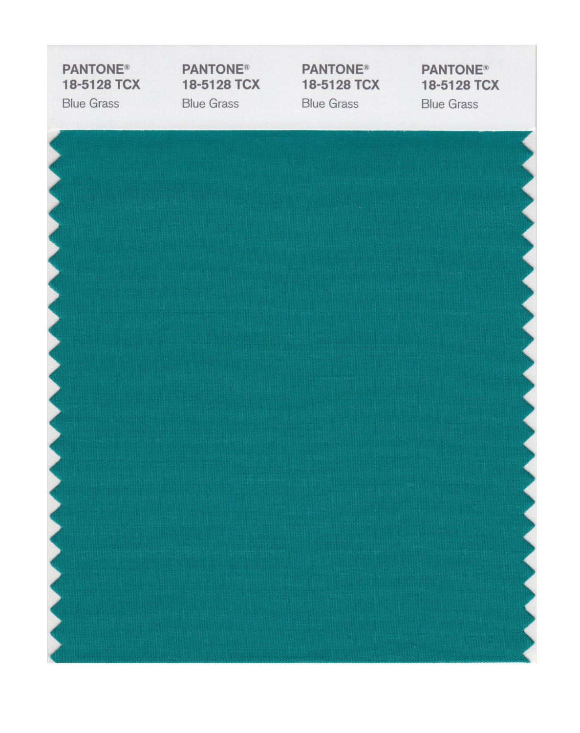 Pantone Smart Swatch 18-5128 Blue Grass