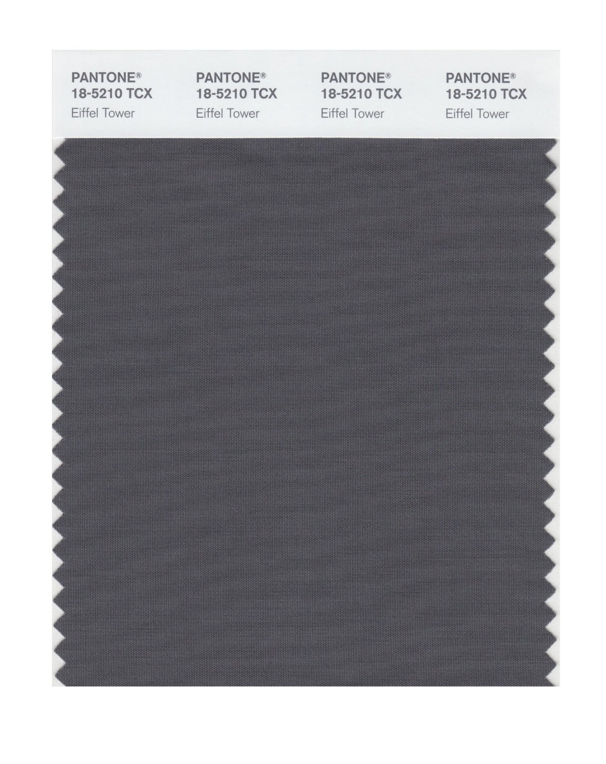 Pantone Smart Swatch 18-5210 Eiffel Tower