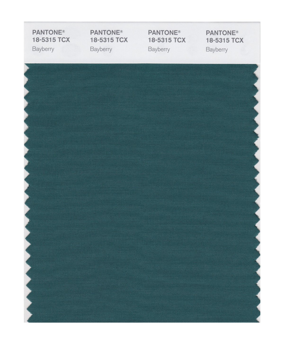 Pantone Smart Swatch 18-5315 Bayberry