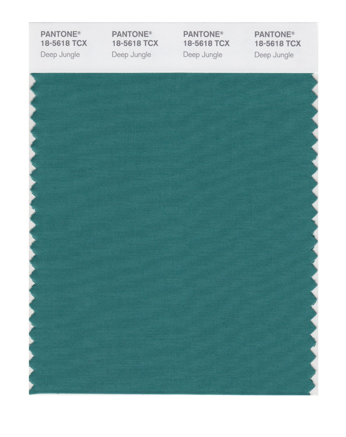 Pantone Smart Swatch 18-5618 Deep Jungle