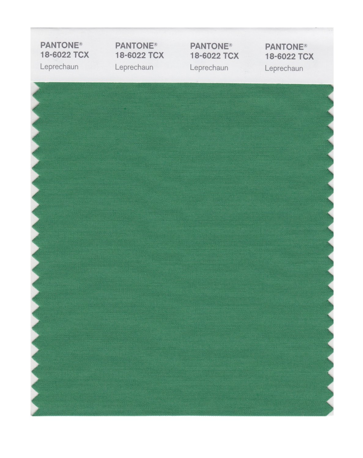 Pantone Smart Swatch 18-6022 Leprechaun