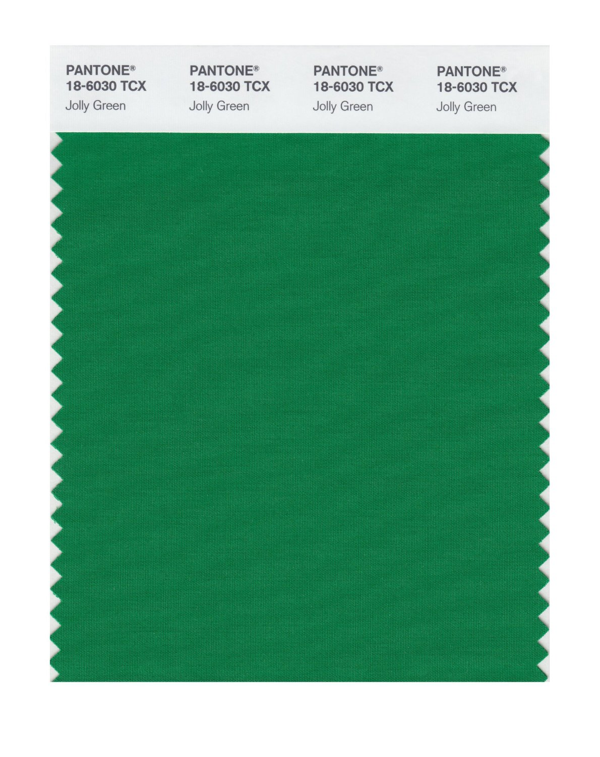 Pantone Smart Swatch 18-6030 Jolly Green