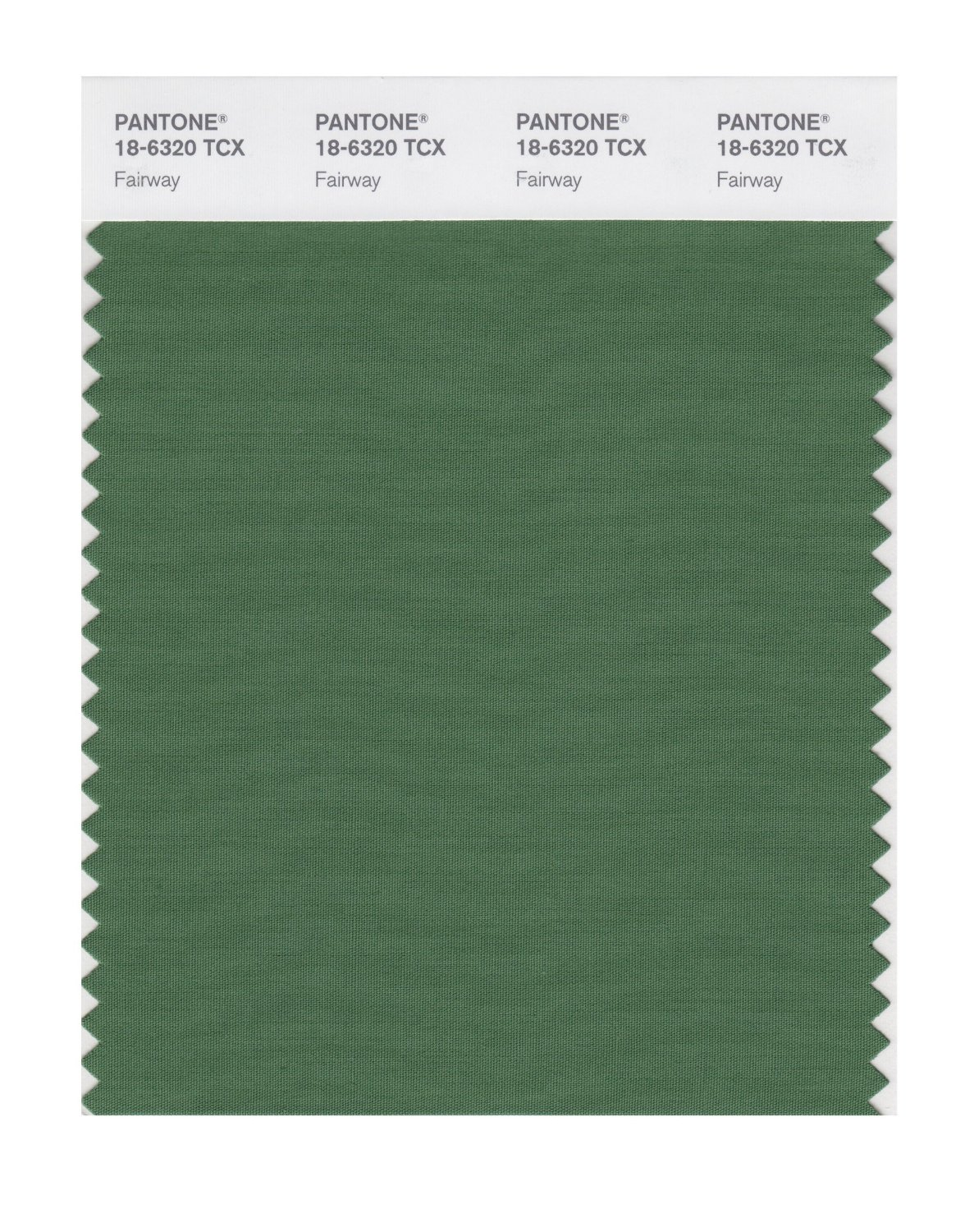 Pantone Smart Swatch 18-6320 Fairway
