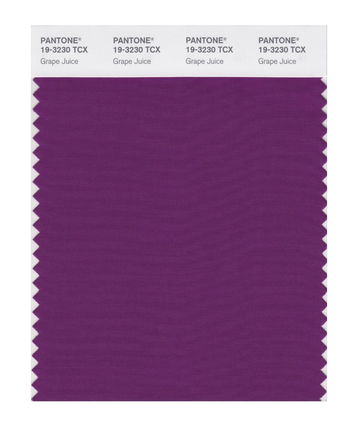 Pantone Smart Swatch 19-3230 Grape Juice
