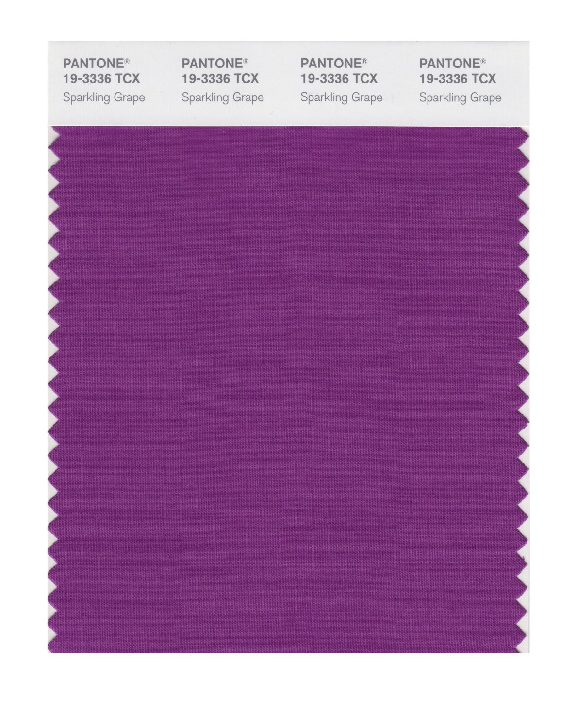 Pantone Smart Swatch 19-3336 Sparkling Grape