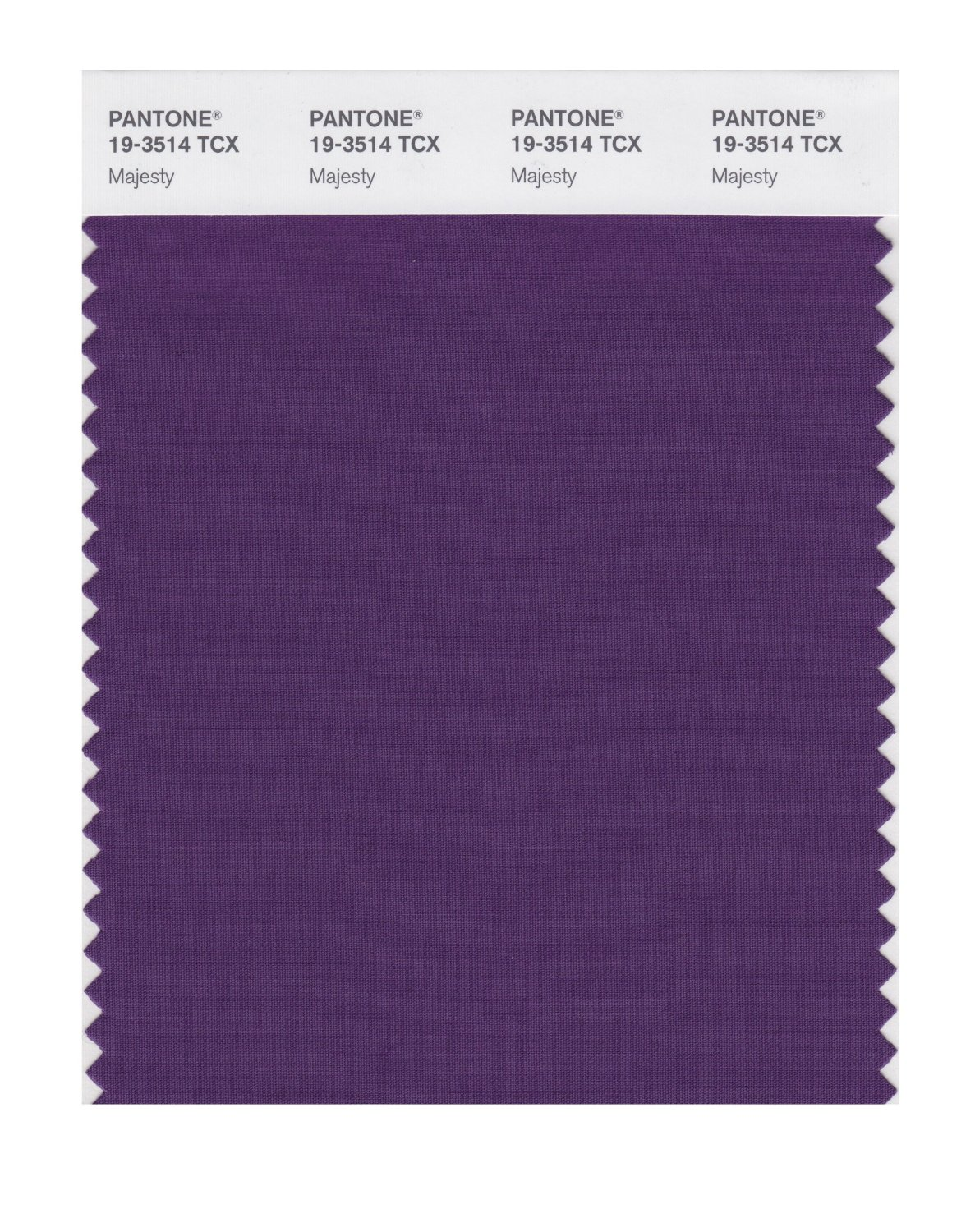 Pantone Smart Swatch 19-3514 Majesty