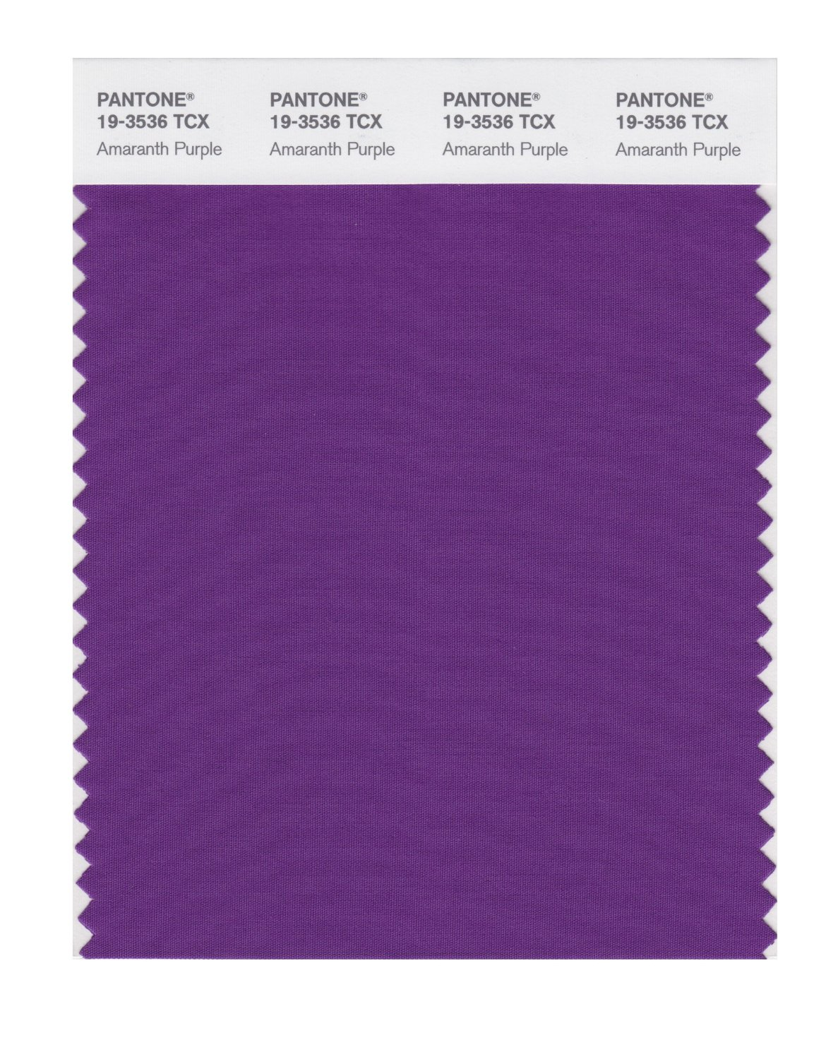 Pantone Smart Swatch 19-3536 Amaranth Purple