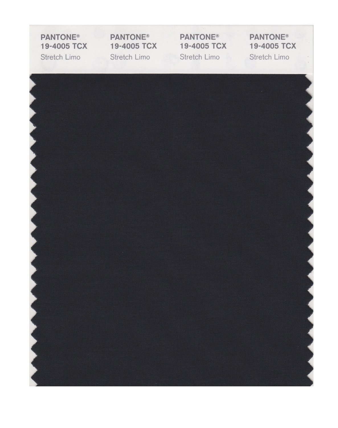 Pantone Smart Swatch 19-4005 Stretch Limo