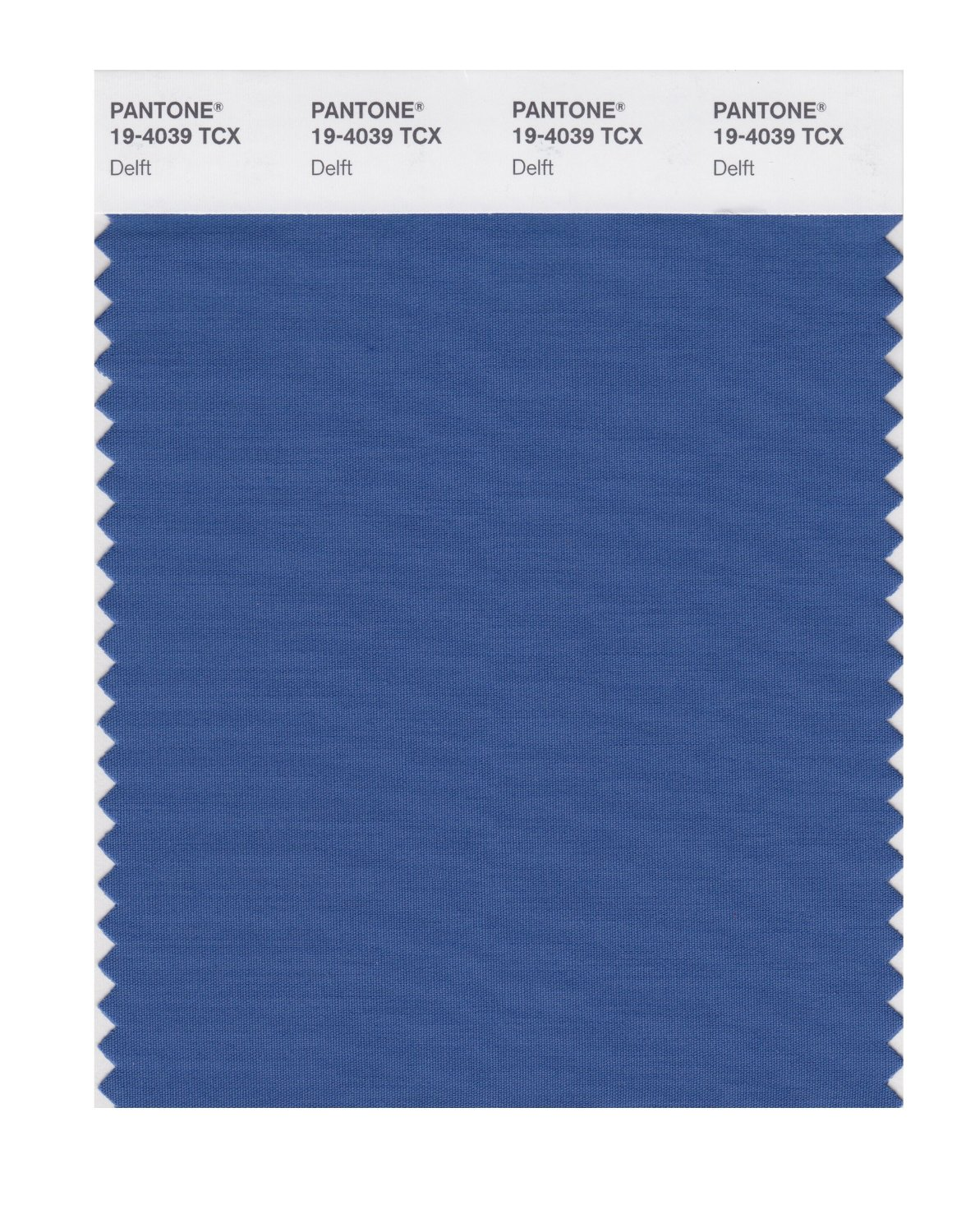 Pantone Smart Swatch 19-4039 Delft