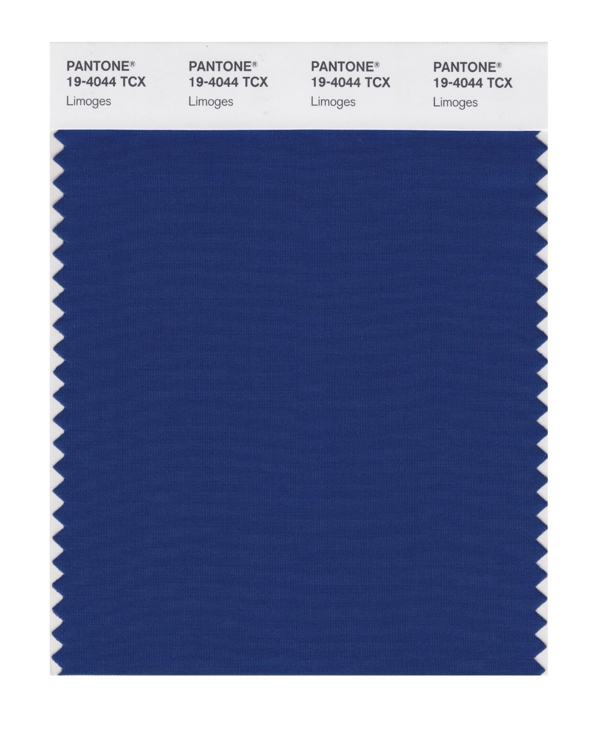 Pantone Smart Swatch 19-4044 Limoges