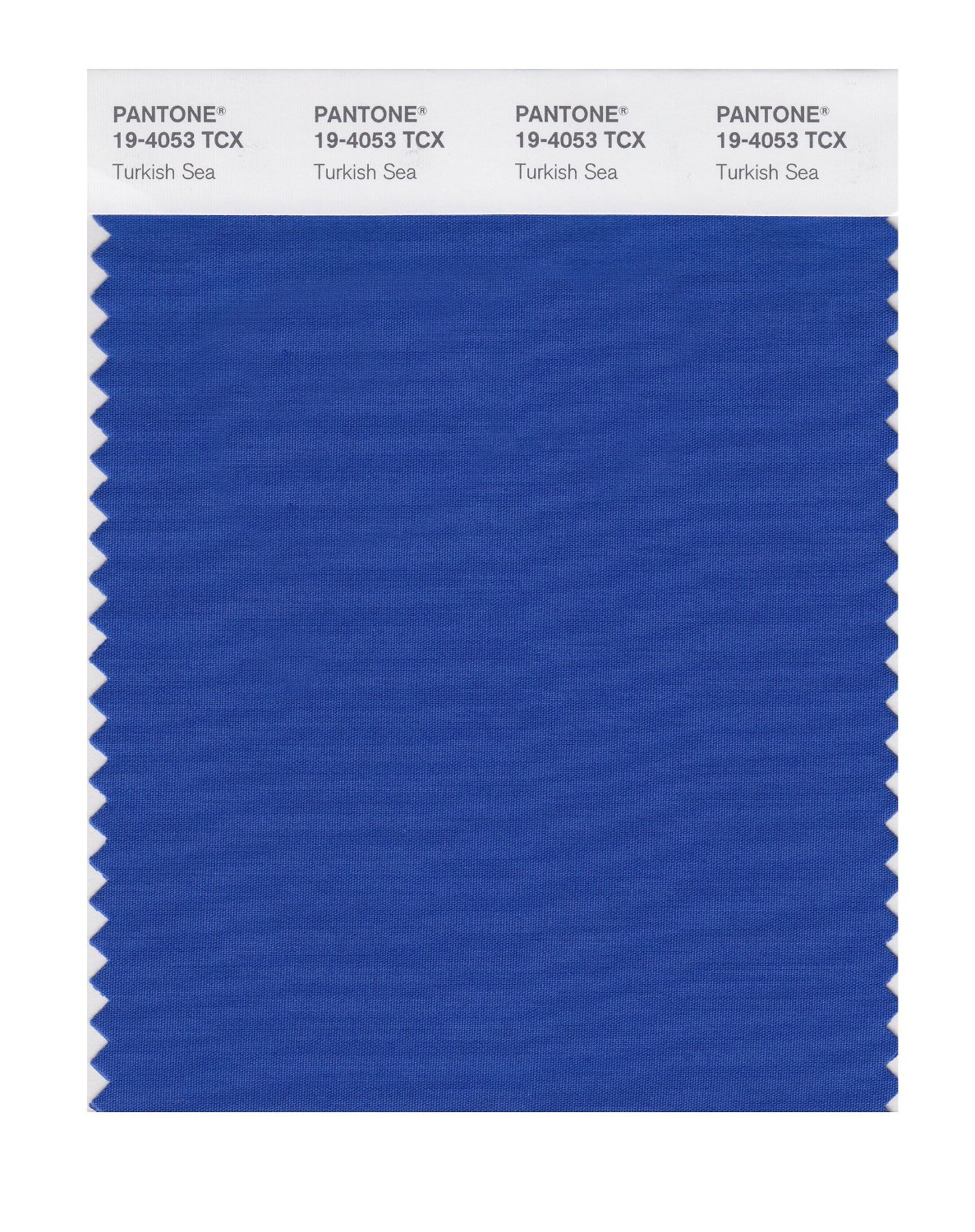 Pantone Smart Swatch 19-4053 Turkish Sea