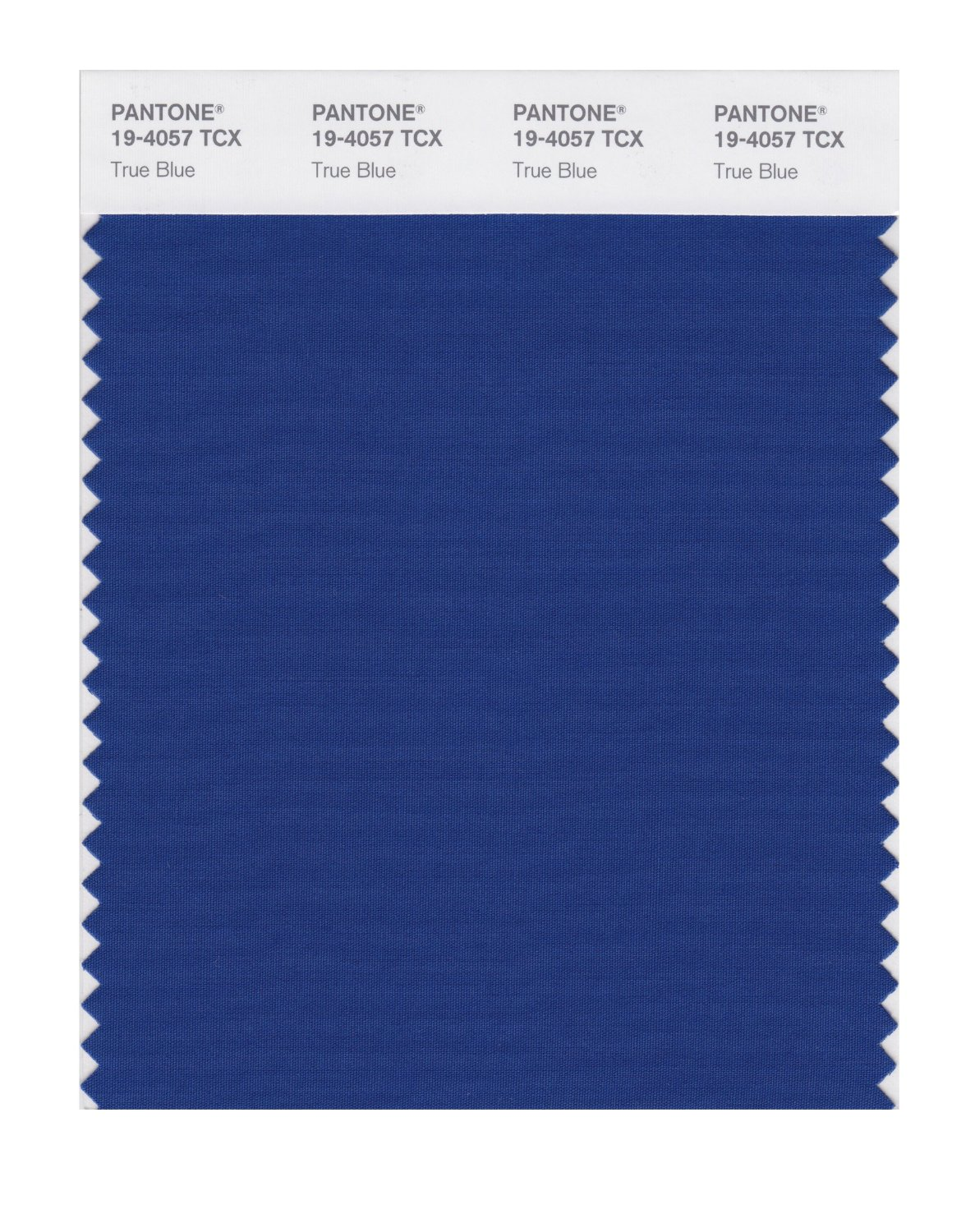 Pantone Smart Swatch 19-4057 True Blue