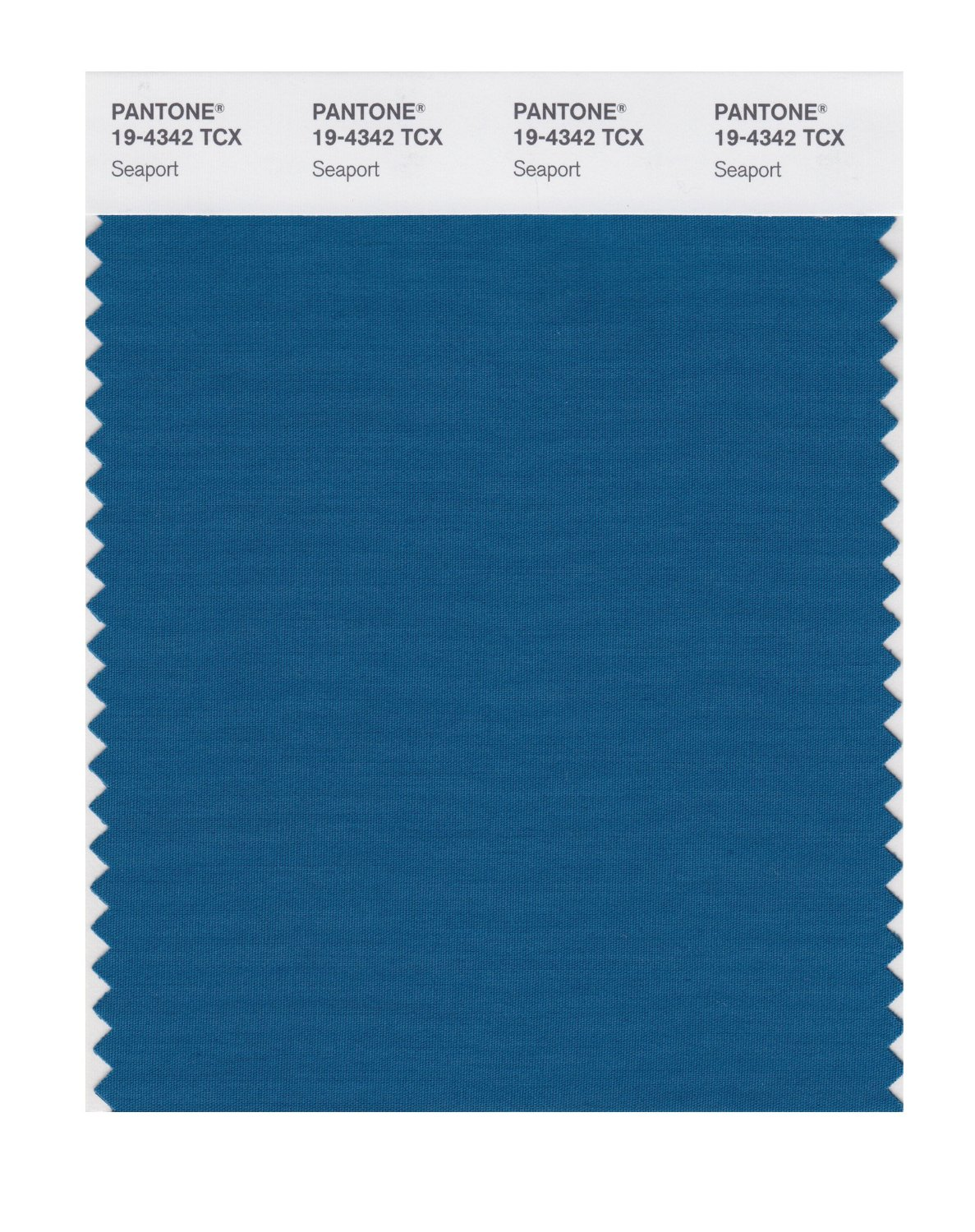 Pantone Smart Swatch 19-4342 Seaport
