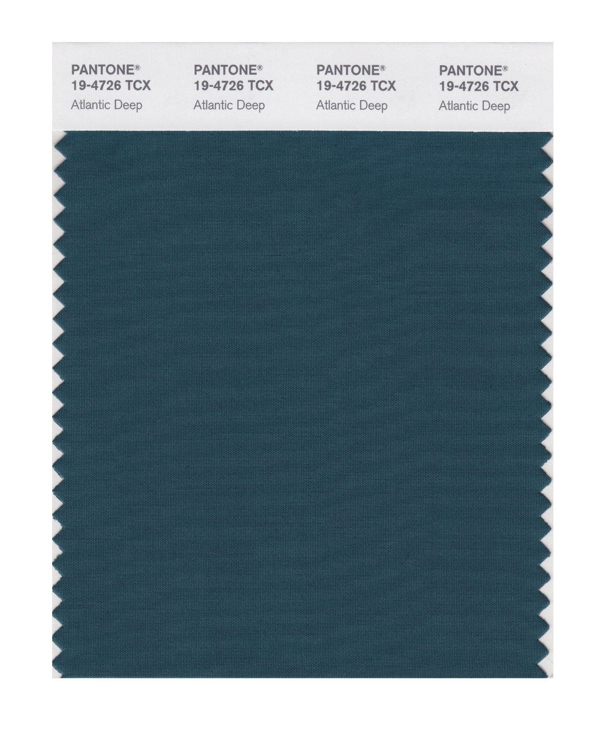 Pantone Smart Swatch 19-4726 Atlantic Deep