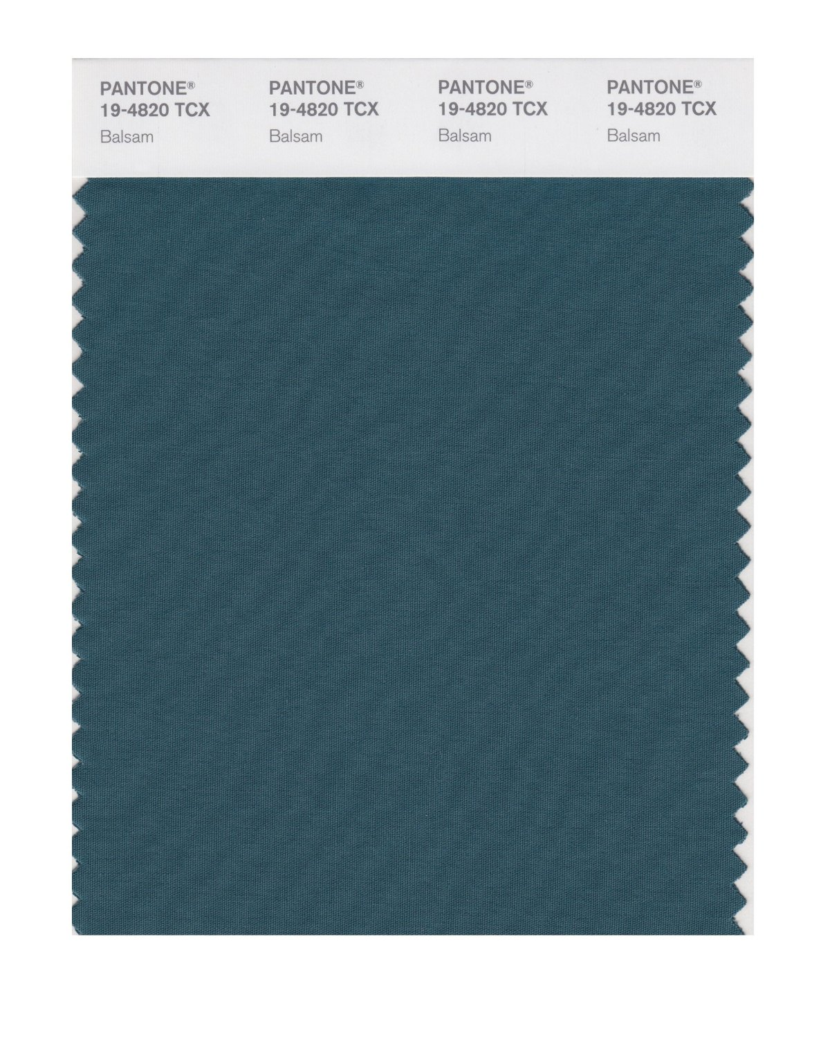 Pantone Smart Swatch 19-4820 Balsam