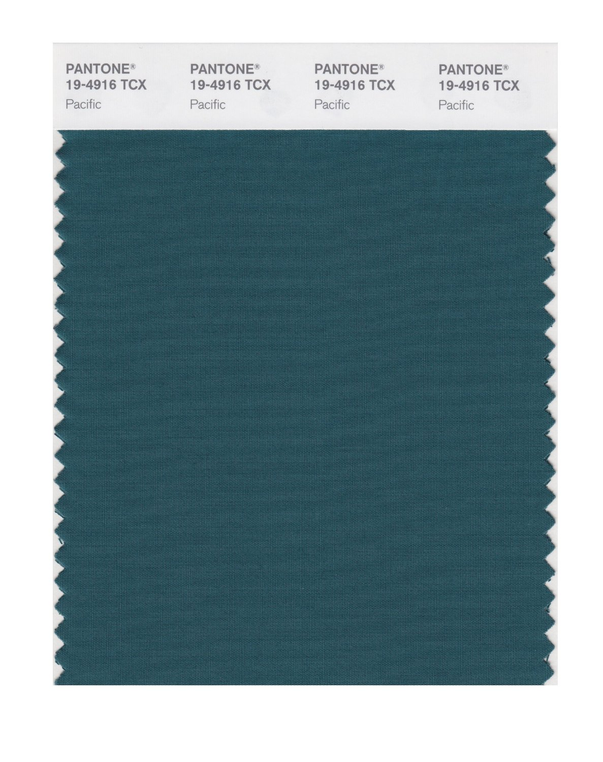 Pantone Smart Swatch 19-4916 Pacific