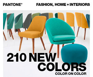 Pantone Fashion + Home Cotton Selectors