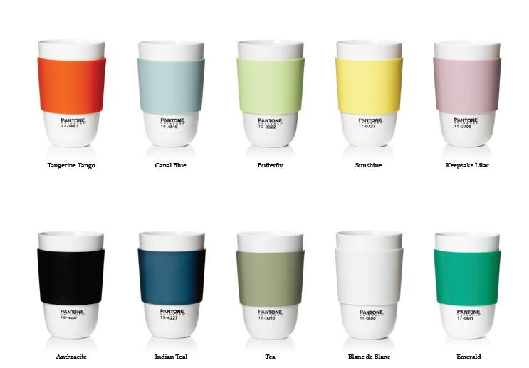 Buy Pantone Universe Cups And Bowls By Room Copenhagen