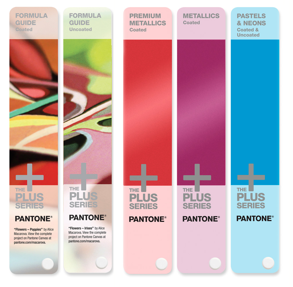 Pantone Solid Guide Set GP1605