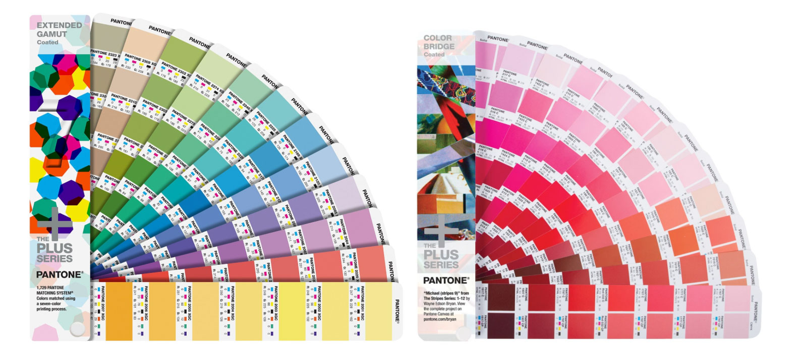 Pantone TPG Specifier Supplements