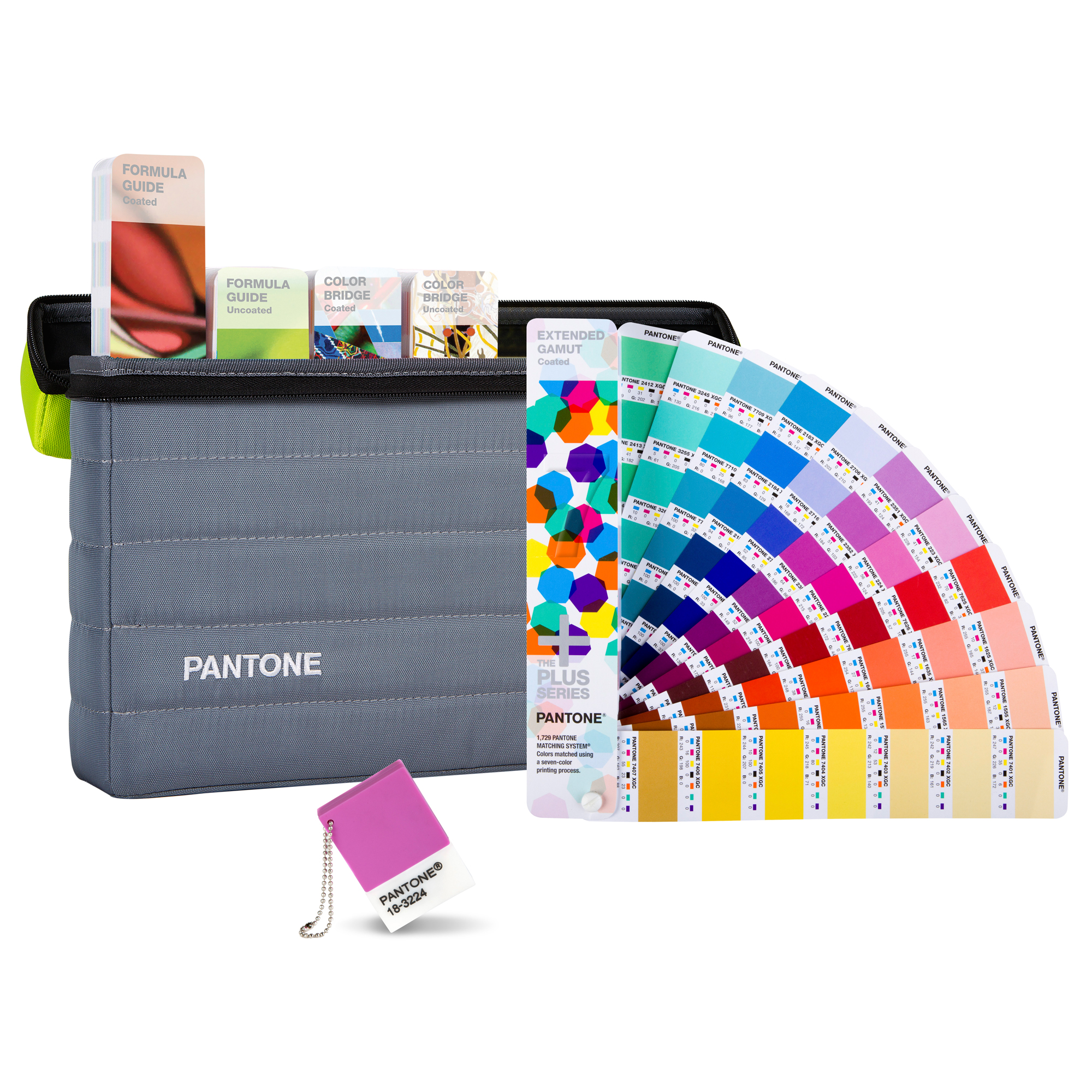 Pantone TPG Specifier and Guide Supplements