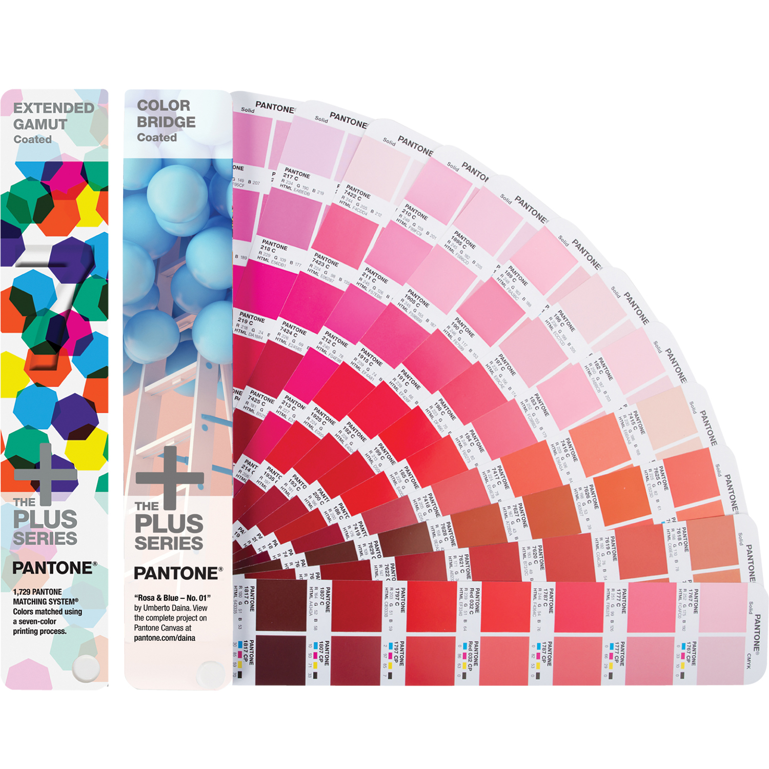 Pantone Bridge-To-Seven St 2015-005S